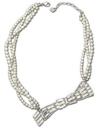 Swarovski 1085140 - Collar de mujer, 38 cm