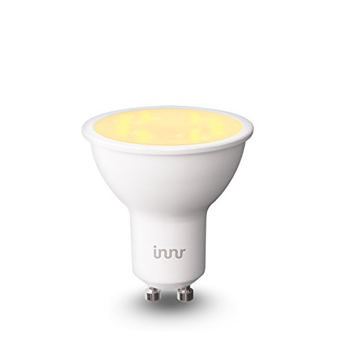Innr GU10 Smart LED Spot, Tunable & Dimmable White Ambiance Lighting, Compatible with Philips Hue*, Echo Plus & Alexa, RS 128T