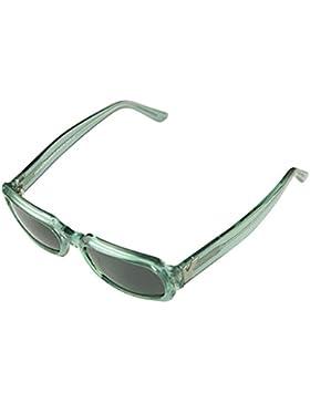 EMPORIO ARMANI 598 371 Männer / Frauen-Sonnenbrille - Perlglanz-Grün