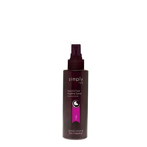 Simply Hand & Foot Hygiene Spray 190ml