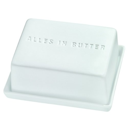 räder Wohnzubehör Butterdose Butterbehälter