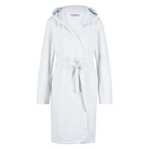 Hunkemöller Femme Peignoir Micro Fleece 115724 Gris