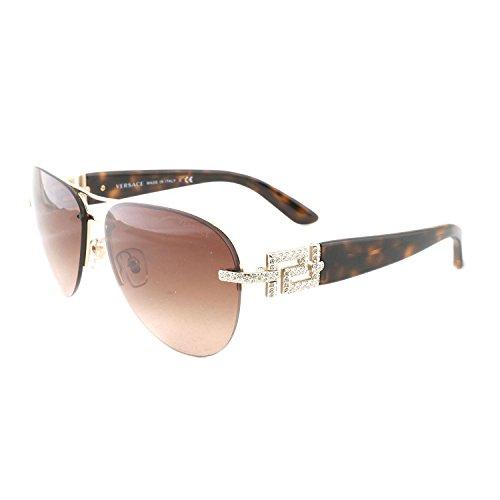 Versace Sonnenbrille (VE2159B) Or (Gold 125213)