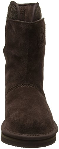Sorel Newbie, Bottes femme Marron (Hawk, Saddle 248)