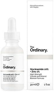 The Ordinary Niacinamide 10% + Zinc 1%, 30 ml