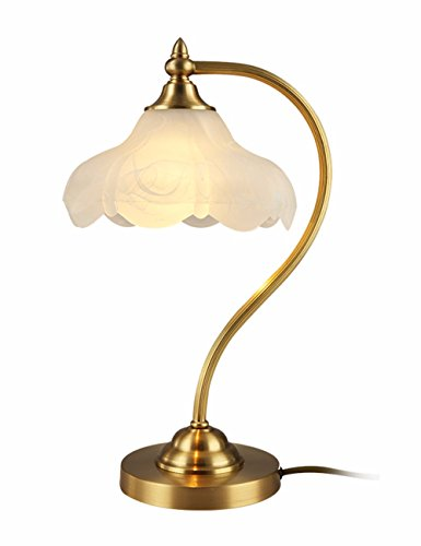 CJSHV-schlafzimmer mit bett leuchte lampe, amerikanische pastorale retro - modernen minimalistischen mode warm kreative lampe, lampe