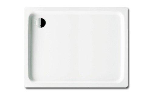 duschwanne 75x80 Kaldewei DuschPlan Rechteck Duschwanne weiß 75 x 80 x 6,5 cm 448648040001 inkl. Styroporträger/Wannenträger