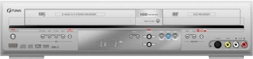 FUNAI hdr-b2735DVD Recorder VCR COMBI mit 160GB HDD Combi Dvd