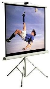 I-View Tripod Projector Screen 240x240cms