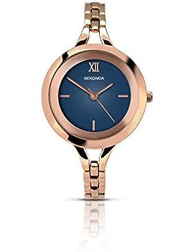 Sekonda Damen-Armbanduhr Analog Quarz 2243.27