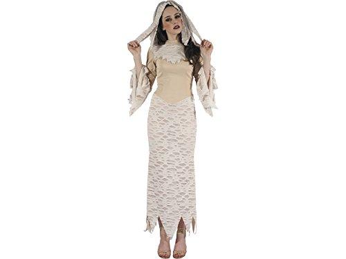 DISONIL Kostüm Mumie Frau Größe L