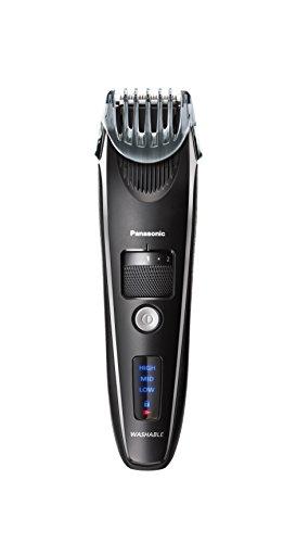 Panasonic Premium Bartschneider ER-SB40 mit 19 Längeneinstellungen, Barttrimmer 0,5 - 10 mm, Trimmer für Herren, für eine besonders effektive Rasur