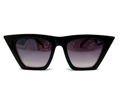 Optica Vision-Specs cat eye sonnenbrillen 1468 sunglasses, sonnenbrillen Est ist weißes Etikett' produkt no logo, Ref. V113, Color black, Sunglasses ed