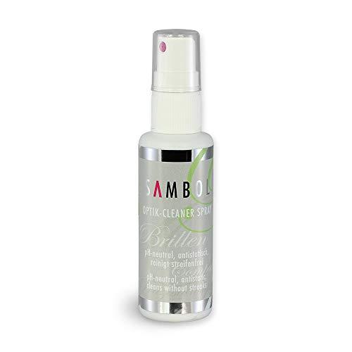 Occhiali da sole Sambol per la pulizia-spray per tutti i tipi di lenti ottiche e occhiali adatto ZAP0054