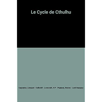 Le Cycle de Cthulhu