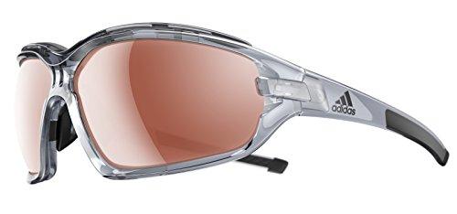 Adidas Brille evil eye evo pro ad09 - 6500 grey transparent shiny (Large)