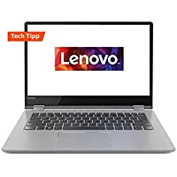 Lenovo Yoga 530 35,6 cm (14,0 Zoll Full HD IPS Touch) Slim Convertible Notebook (Intel Core i5-8250U, 8GB RAM, 512GB SSD, Intel UHD Grafik 620, Windows 10 Home) schwarz