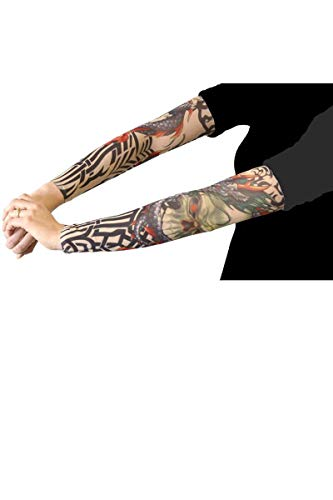 Unbekannt AEC–ac0332–Paar Ärmel tatouees–12Modelle Sortiert 100% ()