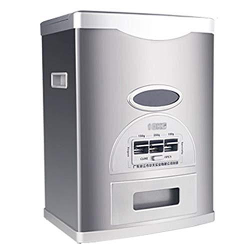 Reis eimer Reis aufbewahrungsbox Haushalt schädlingsbekämpfung feuchtigkeitsdichten reis eimer dicht zylinder edelstahl reis barrel Küche aufbewahrungsbox Lebensmittelaufbewahrung
