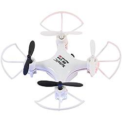 XciteRC 55XXS 3D - Cuadricóptero con Control Remoto Mini