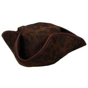 Deguisement Chapeau de Pirates des caraibes marron 5055294891242