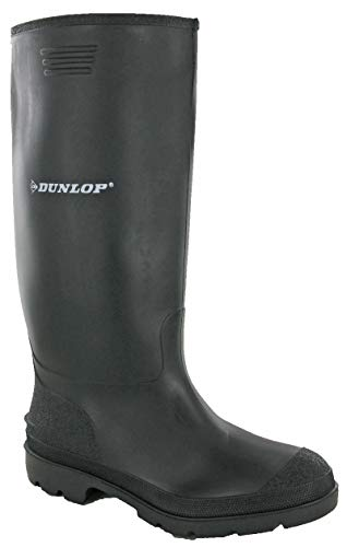 Dunlop Mens Designer Festive Wellington Boots Rain Mucker Waterproof Fabulous Wellies Size 6-12