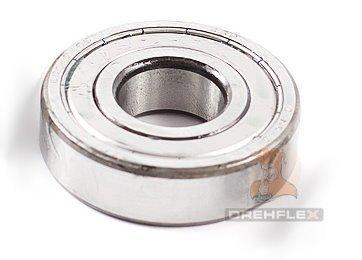 DREHFLEX® - Lager/Kugellager 6206 ZZ - staubdicht - 30x62x16mm