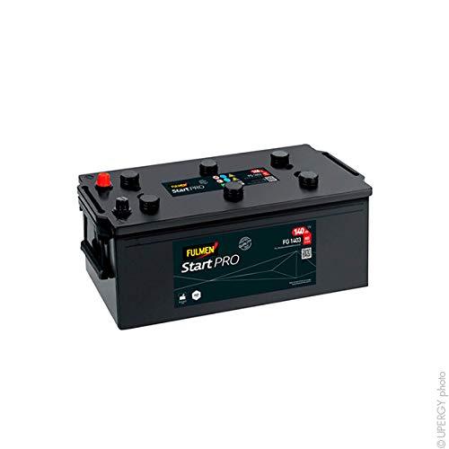 Fulmen - Batterie camion FG1403 12V 140Ah 800A - Batterie(s) - 640103080 ;