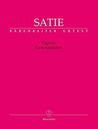 Ogives, Gymnopédies für Klavier | Satie, Erik (1866-1925)