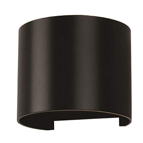 Verstellbare Flügel-lampe (LED Außen Wand Lampe Garten Effekt UP DOWN Strahler Flügel Leuchte verstellbar)