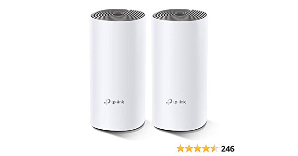 Tp Link Deco E4 2 Pack Wireless Router Dual Band Fast Elektronik