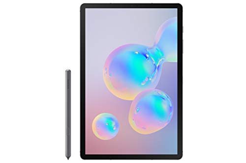 Samsung Galaxy Tab S6 Tablet de 10.5' (256 GB, S Pen Incluido, Pantalla sAMOLED,...