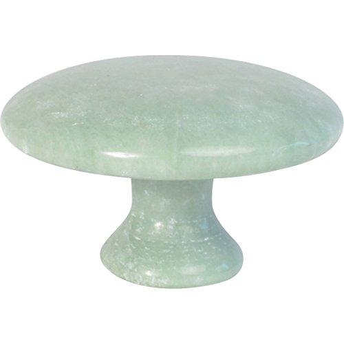 Jade Pilzform-Massagestein, Mushroom Stone, geschliffen