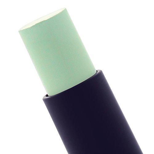 Gemey Maybelline Cover Stick, Correttore 24 antirossore, Verde