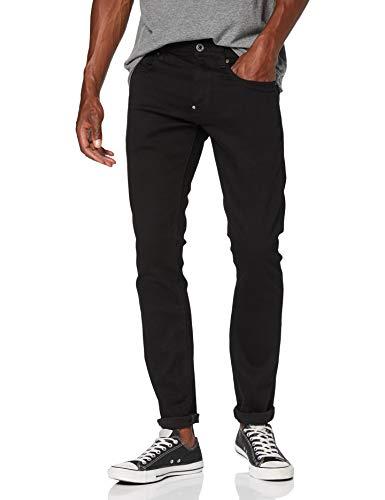 G-STAR RAW Herren Revend Skinny Jeans, Schwarz (Pitch Black B964-A810), W26/L30
