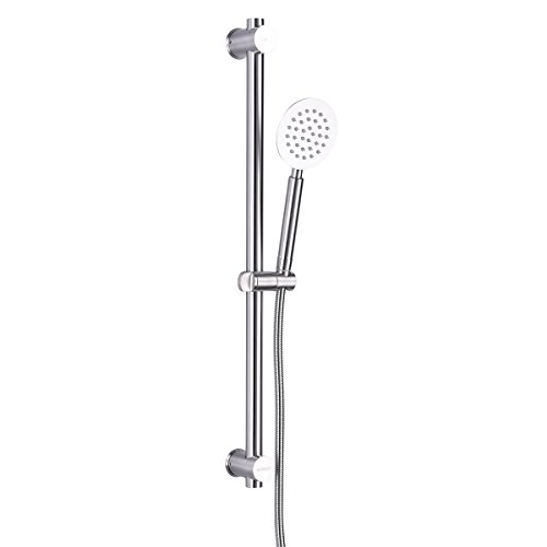 CIENCIA doccia barra di scorrimento in acciaio SUS 304 doccetta orientabile montaggio a parete SBH156F