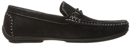 Stacy Adams Percy Synthétique Mocassin Black