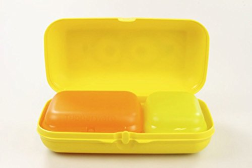 TUPPERWARE Maxi-Twin Minions gelb + orange Twin + limette Mini-Twin To Go 28055