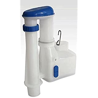Toilet Syphon Macdee Metro Oblong Cistern Siphon DSY8925 9 inch CME WRAS Approved DIY Fit