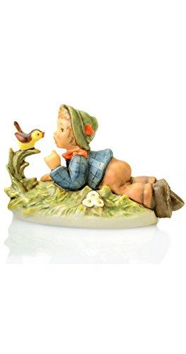 Hummel Figur Faulenzer, Original MI Hummel Collection, im Geschenkkarton