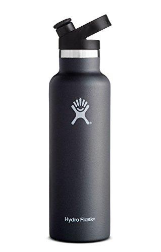 HYDRO FLASK - Botella de Agua Deportiva Standard Mouth 621ml