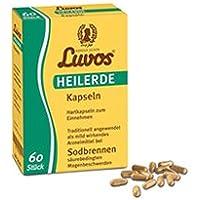 Luvos-heilerde mikrofein Kapseln Spar-Set 2x100g. Wirkt gegen Sodbrennen, säurebedingte Magenbeschwerden und Durchfall preisvergleich bei billige-tabletten.eu