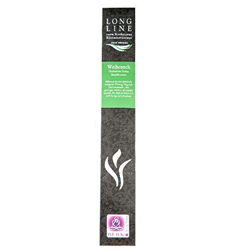 Berk Varitas de Incienso de olibano, línea Larga, 45 g