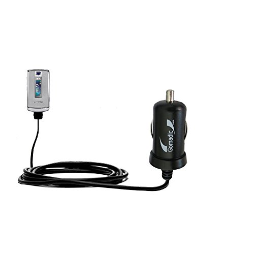 Advanced 2 Amp (10W) Mini-Autoladegerät mit TipExchange Technologie für LG VX8700