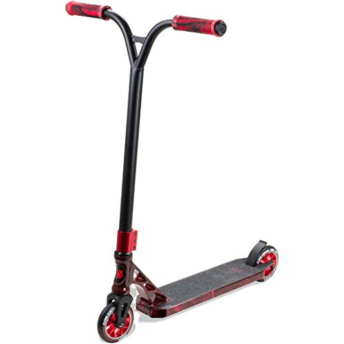 Slamm 'Urban 7 Wrap' Stunt Scooter. Red.-O/S