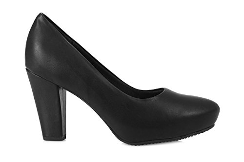 Piccadilly  Piccadilly 693001, Escarpins  femme Noir