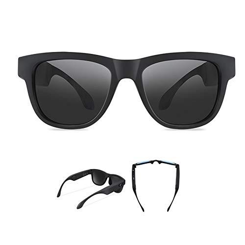 DGSFES Sound Verstärker Hilfe Leitung Headset Brille Bluetooth Brille Knochen Sensing Intelligente Sport