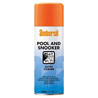 AMBERSIL POOL AND SNOOKER TABLE CLOTH CLEANER**