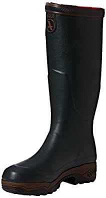 Aigle Parcours 2 Iso, Unisex-Adults' Wellington Boots - Bronze, 4 UK