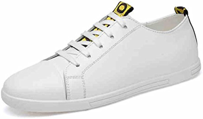 QIDI-Men's scarpe, Scarpe Stringate Uomo Bianco Bianco EU44 UK10 | | | adottare  f63258